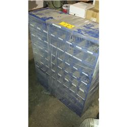 All Steel Parts Bin with contain (Bolt & Screw)