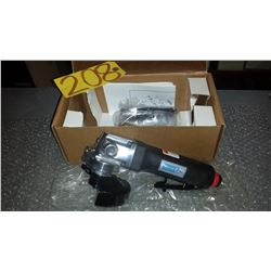 "New Eagle Industries 4"" Air powered Angle Grinder model 5194EC"