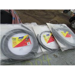 LOT OF FLEXIBLE TUBING (NOS)