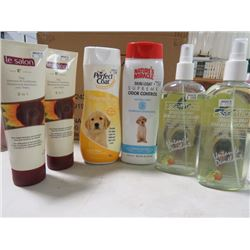 LOT OF 6 PET HAIR CARE PRODUCTS (NOS)
