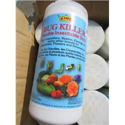 BOX OF 12 (BUG KILLER, INSECTICIDE, ETC)