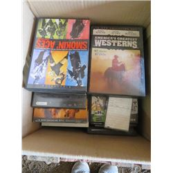 LOT OF ASSORTED DVD'S