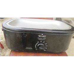 ELECTRIC ROASTER (LIFT OUT PAN) *RACKS INCLUDED*