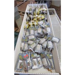 LOT FISHING ITEMS (NOS) *LURES AND JIGS*