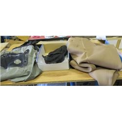LOT OF 2 HIP WADERS (WHITE RIVER OSPREY) *BREATHABLE* (SIZE LARGE AND SIZE MLK)