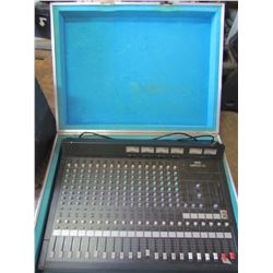 SOUND MIXING CONSOLE (YAMAHA MR 1642) *16 CHANNEL MIXER*