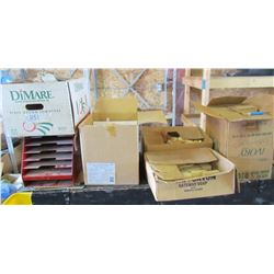 LOT OF CLEANERS (3 X 2000 FLUSHES) *9 X VANISH* (2 X BOXES OF FULL SIZE SOAP BARS) *1 BOX IVORY SOAP