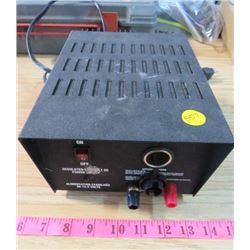 POWER SUPPLY (REGULATED) *12.5 VOLT* (DC POWER) *TECHCESSORIES*