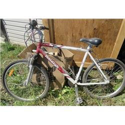 MOUNTAIN BIKE (MEN'S) *RALEIGH* (SHIMANO BRAKES)