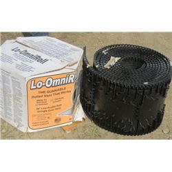 LOT OF 2 ROLLS OF SHINGLE OVER VENT (LOW PROFILE) *APPROX 30'/ PER ROLL*