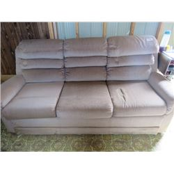 """COUCH  (79.5"""" X 39"""") *BEIGE* (SOFA BED)"""