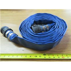 WATER PUMP HOSE (25') *BOTH ENDS HAVE APPROPRIATE ATTACHMENTS*