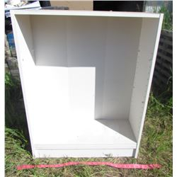 "SHELF (WHITE) *31.5"" X 23"" X 7.5""*"