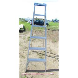STEP LADDER (ALUMINUM)