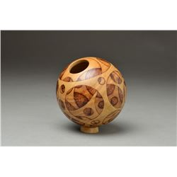 Camille Wall and Dale Larson | Sphere of Circles