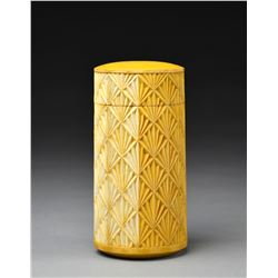 Amy Costello | Ancient Marigold Canister, Restored