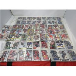 LOT OF ASSORTED HOCKEY CARDS (183 TOTAL)