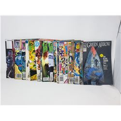 LOT OF ASSORTED COMIC BOOKS (23 IN LOT) *ARCHIE & GREEN GOBLIN ETC…*