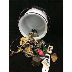 CHAMBER POT JUNK LOT (YOU NAME IT)