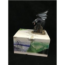 LAND OF THE DRAGONS FIGURE WITH BOX (#K193)