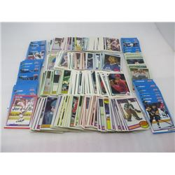 "LOT OF HOCKEY CARDS (SCORE 91, O-PEE-CHEE) *TORONTO MAPLE LEAFS, SABRES, CANUCKS, ETC* (7"" HIGH STAC"