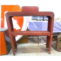"""EXIDE BATTERY STAND (42"""" X 36"""" X 9"""")"""