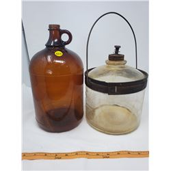 JAVEX BOTTLE AND GLASS CONTAINER