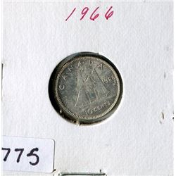 10 CENT COIN (CANADA) *1966*