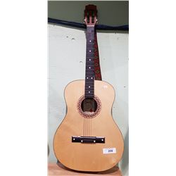 6 STRING ACOUSTIC GUITAR - MOVIE PROP