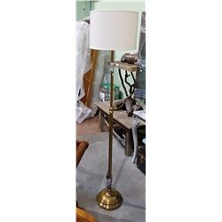 TELESCOPIC FLOOR LAMP - MOVIE PROP