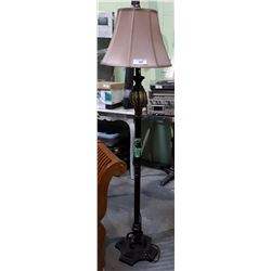TRI-LIGHT FLOOR LAMP - MOVIE PROP