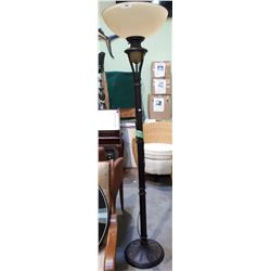 MODERN TORCHIERE LAMP - MOVIE PROP