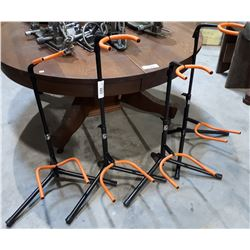 FOUR NEW INSTRUMENT STANDS