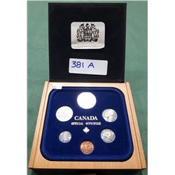 1982 CANADIAN CONFEDERATION COIN SET