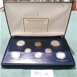US MINT PROOF COIN COLLECTION