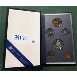 ROYAL CANADIAN MINT COIN PROOF SET
