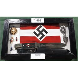 WWII NAZI HITLER YOUTH COLLECTION - REPRODUCTION