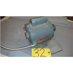 Hercules Electric Motor 1/2HP 110v