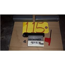 """Tool Holder 5/8"""" with ER16 Inserts"""