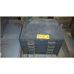 Drawer Cabinet with contain Screw & Bolt