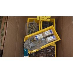 Box with contain