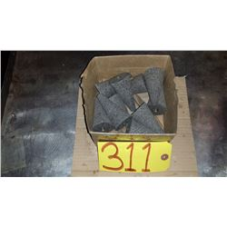 Cone & Plug Grinding Stone