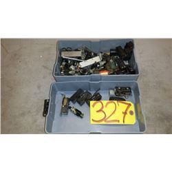 Box of Electronic Parts