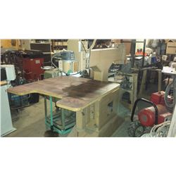 Double Router Table System