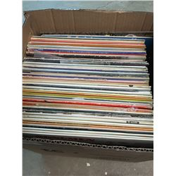 LOT OF 75 RECORDS