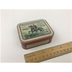 REPEATER MOUNTIE TOBACCO TIN (VINTAGE)