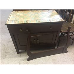 ANTIQUE WASHSTAND (PROJECT)