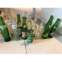LOT OF 14 ASSORTED BOTTLES