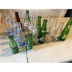 LOT OF 17 ASSORTED BOTTLES