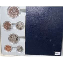 SPECIMEN SET (CANADA) *1983* (IN MINT CASE)